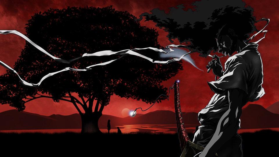 Afro-afro-samurai